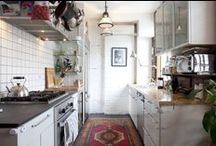 Kitchens / kitchen inspirations