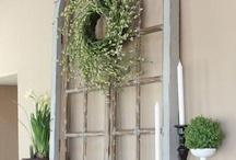 window treatments / by Teresa Robertson