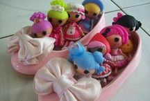 Mini Lalaloopsy / Hold the cuteness of Lalaloopsy in the palm of your hand!