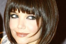 Beautiful Bangs and Fringe / by Hairstyle-Blog.com