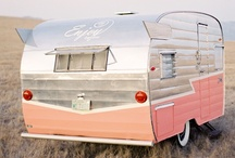 Camper Ideas / by Curlicue Creations