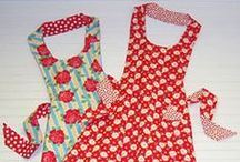 Aprons / by Curlicue Creations