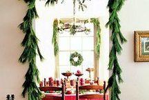 Christmas / Christmas here, christmas there, love everywere