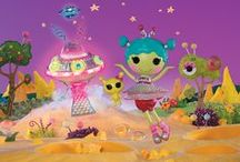 Lalaloopsy Land / The magical world of Lalaloopsy.
