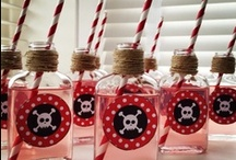 Boys Parties / Pirates, Indians, Jungle Adventures and More.... / by Mamma's Market