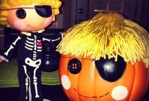 Lalaloopsy Halloween / Fun Lalaloopsy-themed Halloween items, costumes, photos, decor and more!