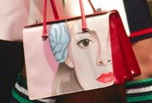 Spring 2014 Bags / Bags I Love / by A'esha Miller