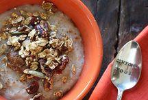 Breakfast! / Breakfast // Quick breakfast // Healthy breakfast