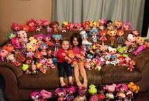 My Lalaloopsy Collection / How many Lalaloopsy dolls have you collected? Tag yours with #lalaloopsycollection