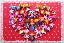 Lala-love Valentine's Day! / Valentine's Day in Lalaloopsyland! Who do you lala-love sew much?