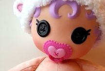 Lalaloopsy Babies / See your favorite Lalaloopsy characters when they were babies!