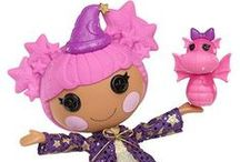 Lalaloopsy Dolls / Meet the Lalaloopsy family!