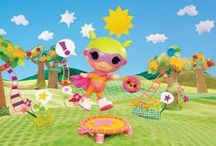 Lalaloopsy Littles / Littles are the cute & mischievous younger siblings of your favorite Lalaloopsy characters.