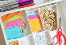 Organization & Tips / Home organization ideas and household tips and tricks. / by Linda {Craftaholics Anonymous®}
