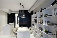LUXE office ideas / visions of how the office could look