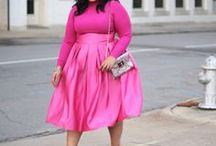 PRETTY PLUS SIZE / stunning plus size looks