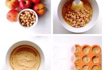 Baby Food / Board dedicated to all things for feeding baby! Starting with Breastfeeding then headed into healthy, homemade baby food!
