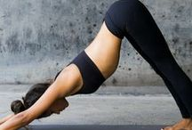 Stretching and Yoga / Ideas for stretching and yoga.  How to properly get into yoga and stretching.