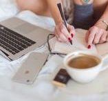 BLOG & STUFF / work hard, play harder. for blogging and fett magazine.