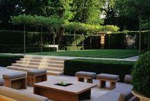 184 GARDEN / garden concept for Luxe Casa!