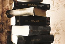 only books I'll be like Hermione Granger with. / by Connie To