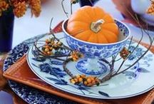 Entertaining.......Harvest Season / by Cathy Oliver