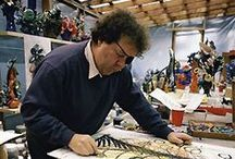 Artists......Dale Chihuly / Gorgeous creations of art by a master craftsman, Dale Chihuly!!!! / by Cathy Oliver
