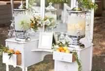 Beverage Stations / by Cathy Oliver
