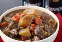 low and slow... / slow cooker recipes.