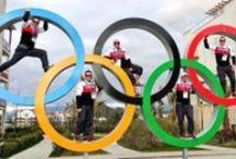 Olympics Moments - Past & Present / by Sandra Rathwell