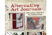 alternative art journals / Margaret's new book, Alternative Art Journals: Explore Innovative Approaches to Collecting Your Creativity (North Light Books, 2012), will be released mid September! To order, go to: http://www.northlightshop.com/alternative-art-journals