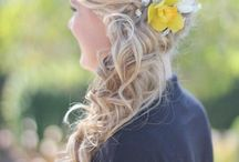 Hair: Bridal, Bridesmaid & Formal Hairstyle / Party hair, formal hairstyles, bridal style, hair for weddings, bridesmaid hair, up-dos, braids, french braids, New Year's Eve hair, hairstyles for galas and fundraisers.