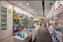 DISEÑO / #Diseño de #farmacia, muebles, hoteles, casas....#farmabonnin #farmaciamallorca #teresabonnin