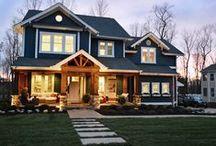 Home Love / Family Home Plans - Home Decor - Building a Home - Home Decor Inspiration