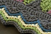 Crochet - Afghans & Pillows / Crochet