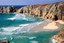 Cornwall / I lived in Cornwall for several years and loved the quaint cobbled streets, the soft, golden sand and, of course, the sea. It's the setting for my Amy Carter Mystery books and for the book I'm writing at the moment.