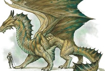 Dragons / I love dragons and have several dragon figurines. It's my love of dragons that inspired me to write my children's fantasy adventure, Firstborn.
