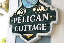 Our Historic Cottages / by 'Tween Waters Inn