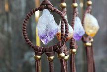 Crystals and Herbs / by Brianna Schmitz