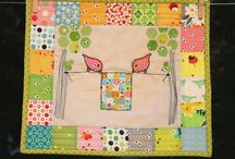 Wall Hangings & Table Runners / Quilted Wall Hangings and Table Runners