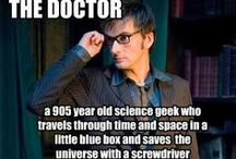 Doctor ... Doctor Who? / Doctor Who