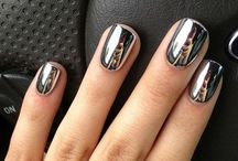 Fingertips / Polish  / by Indira Nitu-Presello