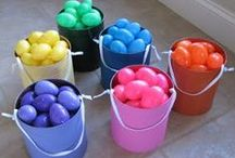 Easter / Easter Craft Ideas - Easter Egg Ideas - Easter Recipes and more!