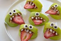 Cute Healthy Snacks / so sweet ❤