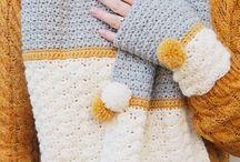 Crochet - Hats & Clothes