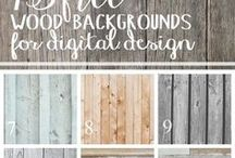 Free Fonts & Graphics / Free fonts, fonts for bloggers, free images, free stock photography, free resources, free printables, free backgrounds