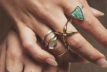 Jewelry and Accessories  / by Andrea Rochin
