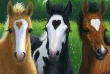 B-Horses / by Family First Dynasty