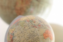 LOVEly globes & maps