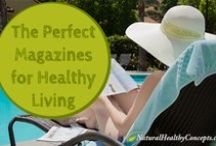 For The Health Geek / Here are some healthy reads worth your time! Learns more about natural preventative medicine. Book about raw food diets, gluten free recipes, preventing cancer, aromatherapy and more! / by Natural Healthy Concepts